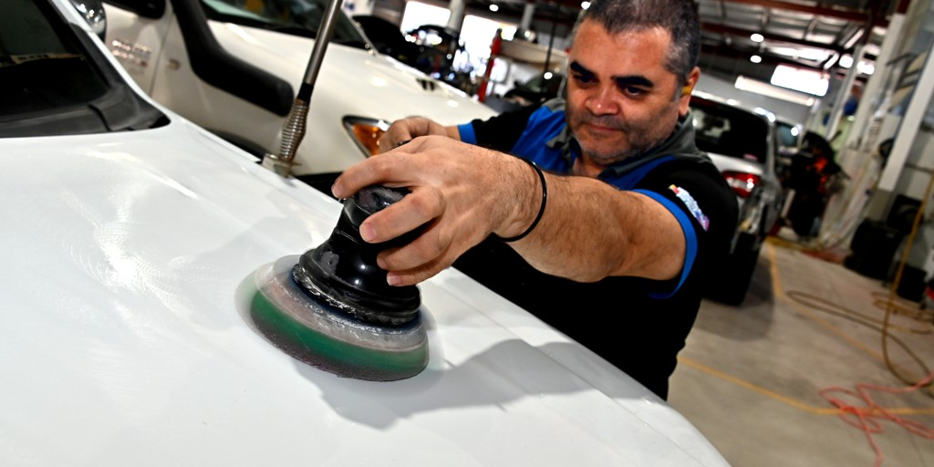 cairns alloy wheel repairs